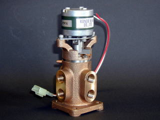 Change Valve Products Made in Japan by Kondo Seiki Co., Ltd