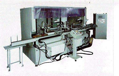 Full Automatic Saw Cutting Machine  NC-3 Model Products Made in Japan by Nakaya Co. Ltd